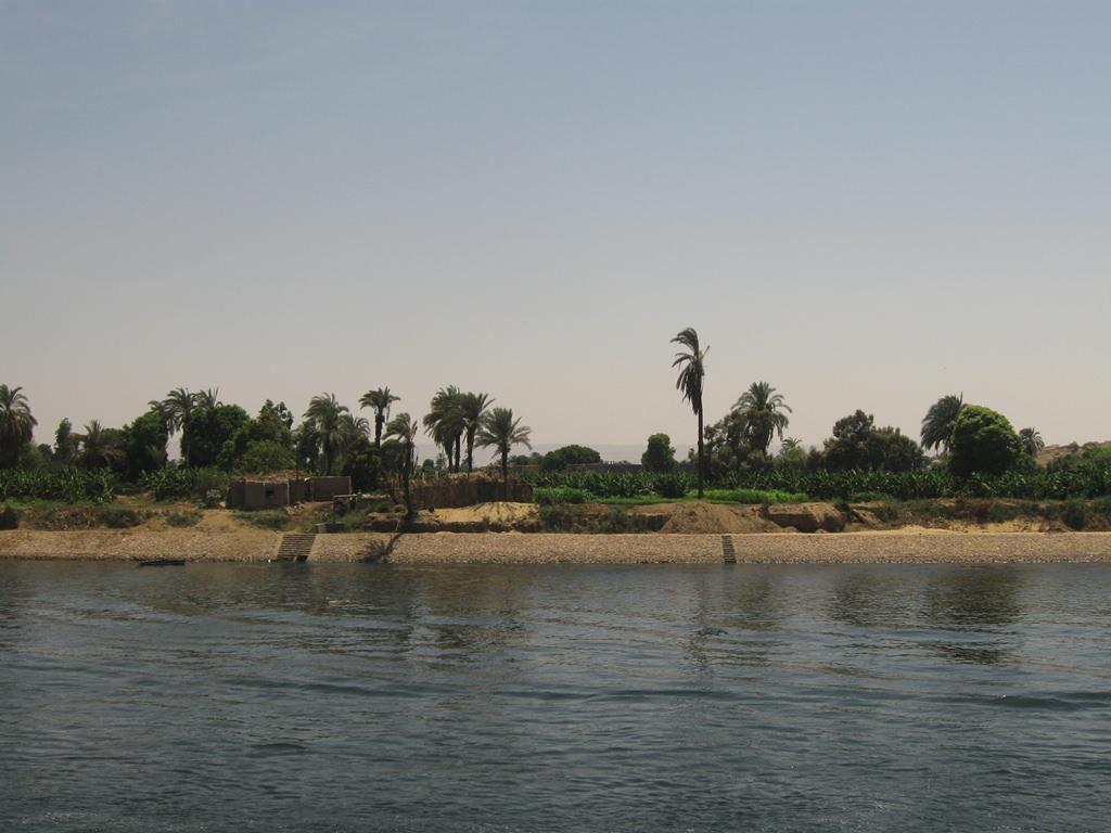 Resultado de imagem para cheia do rio nilo