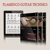 Technik der Flamencogitarre
