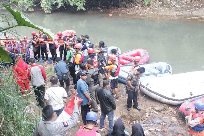Garis Batas Sungai Ciliwung Tidak Jelas