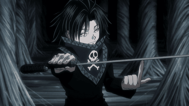 feitan adalah orang kedua terkuat di phantom troupe