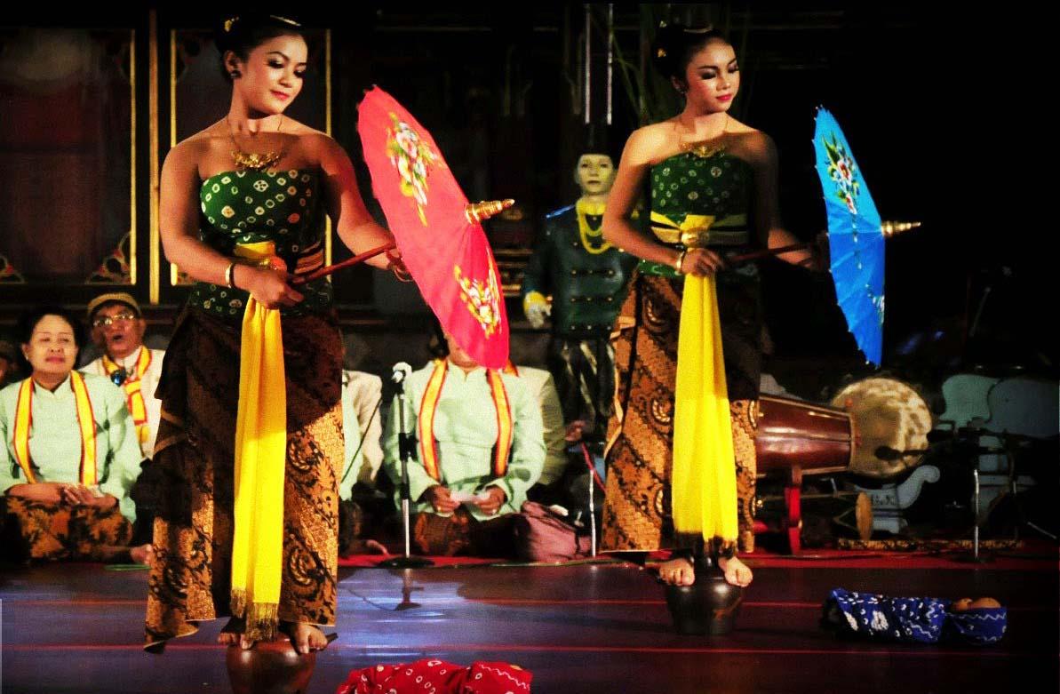 Tari Bondan Tarian Tradisional Dari Provinsi Jawa Tengah