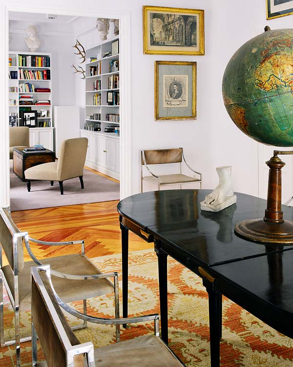 Eclectic Furnishings: Lonie Mae Blog: Eclectic Home