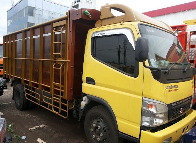 Mobil Truk Kuning BLOG OTOMOTIF KEREN