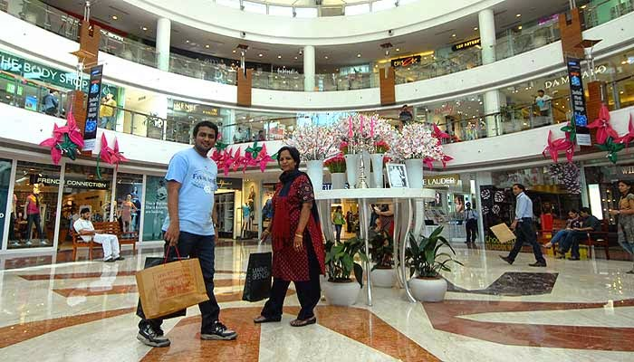Shopping Malls Essay
