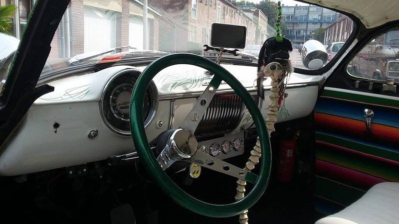 1960 Chevy Nova Coupe