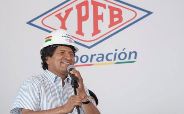 En Tarija YPFB descubre nuevo reservorio de gas