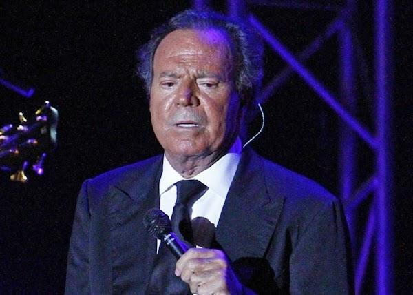 Venta entradas conciertos Julio Iglesias en Canarias