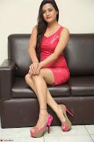 Shipra Gaur in Pink Short Micro Mini Tight Dress ~  Exclusive 077.JPG