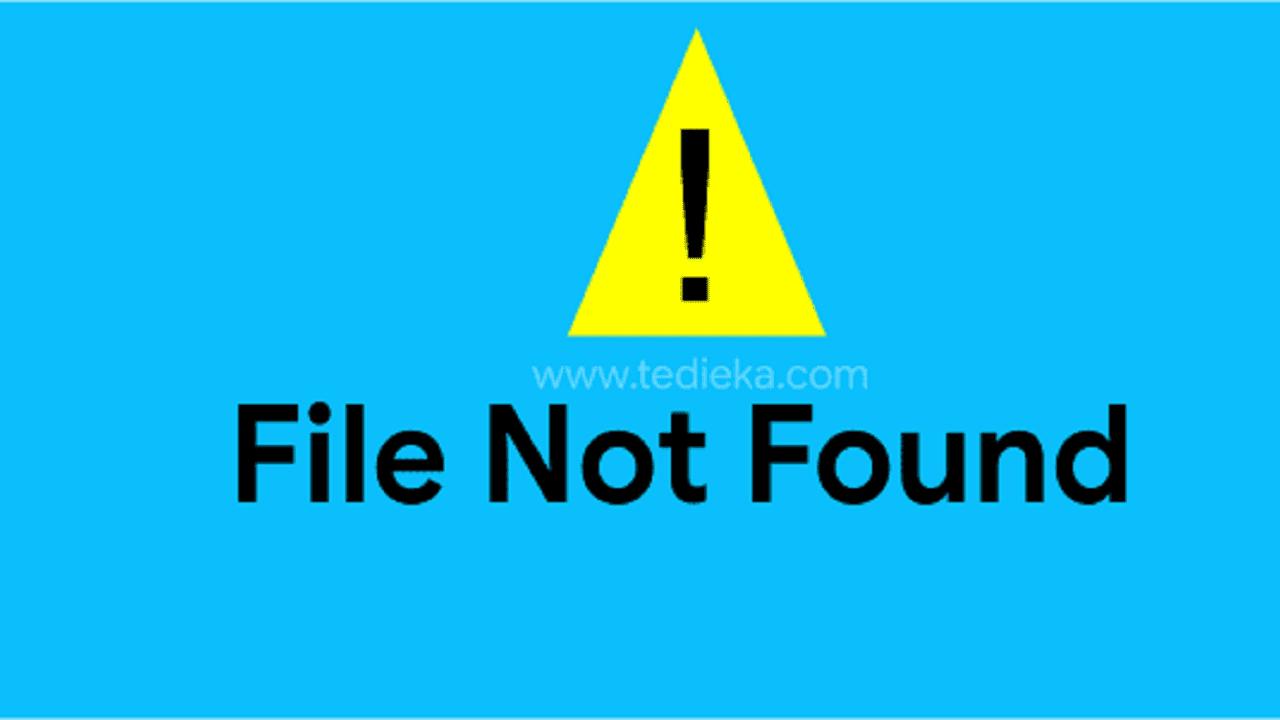 Cara mengembalikan file flashdisk terhapus