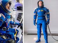 Baju Astronot Dewasa