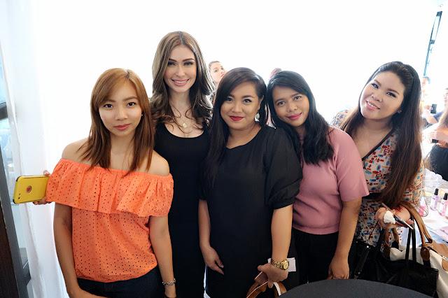 Ever Bilena Maj Valencia Makeup in Manila