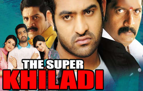 The Super Khiladi 2013 Hindi Dubbed HDRip X264 700mb