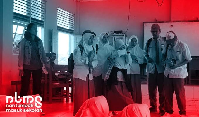 Simulasi Bencana Pendidikan serta Nan Tumpah Masuk Sekolah 2019