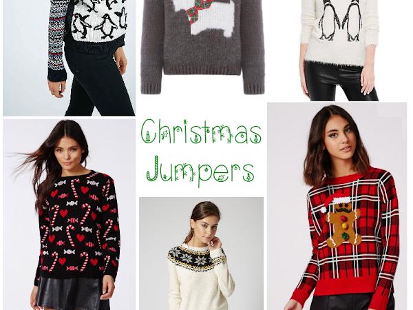 Wishlist #74 - Christmas Jumpers ♥