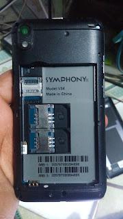 Symphony V34 Flash File download | SP7731 Stock Firmware File