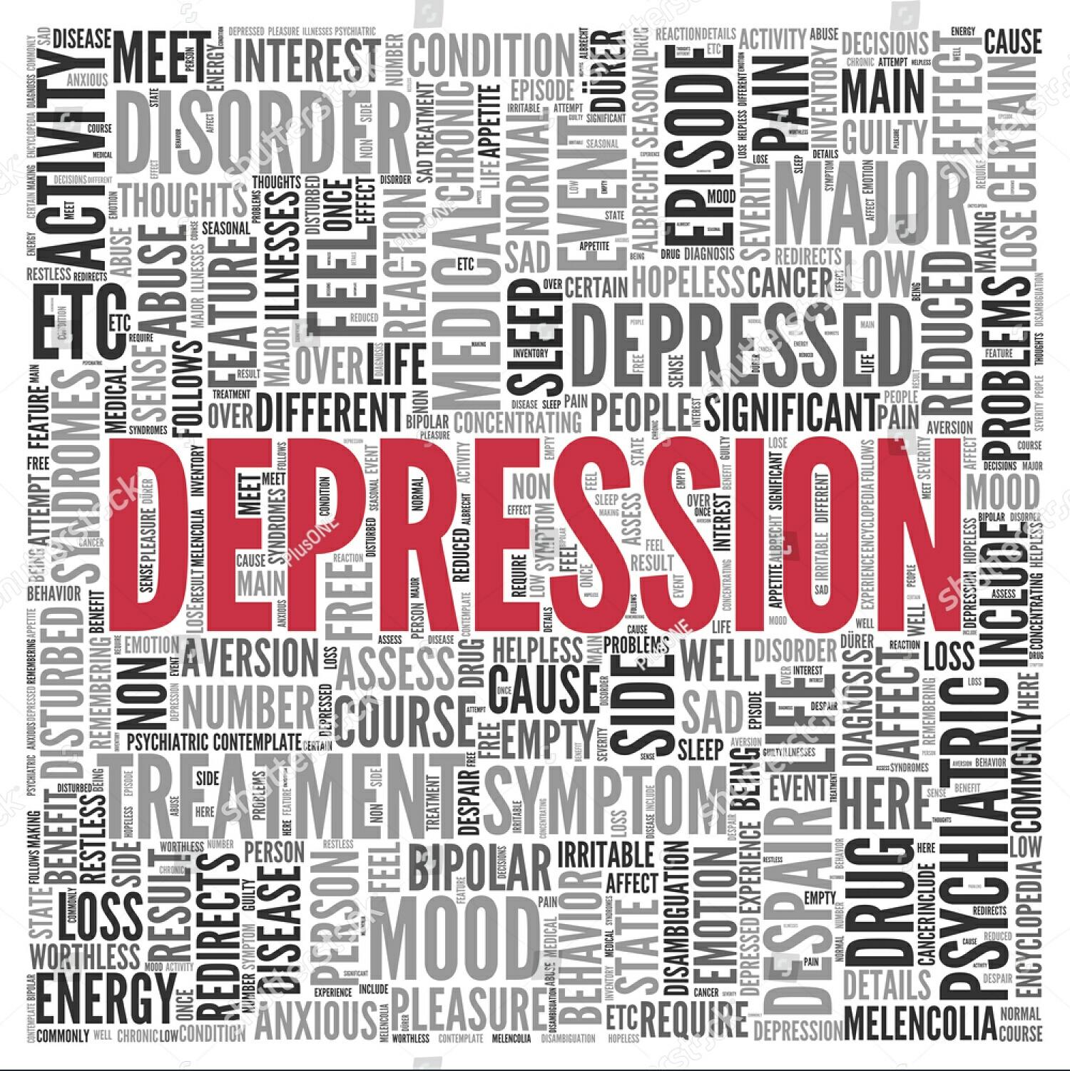 Tanda kemurungan tanda meroyan simptom depression