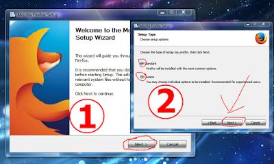 Mozilla Firefox Offline Setup Installer