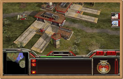 Command and Conquer Generals PC Games Gameplay