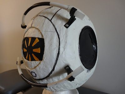 Portal 2 Space Core Cosplay