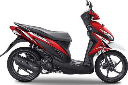 Fitur Honda Vario 110 eSP