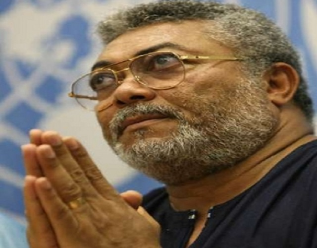 Too many churches in Ghana - Jerry John Rawlings