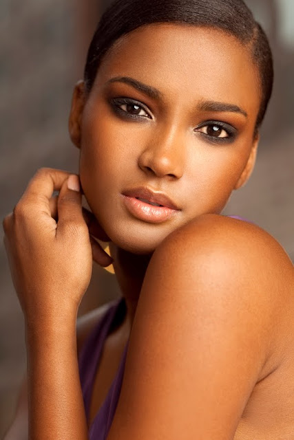 Beauty Shoot: Miss Universe 2011 Leila Lopes By Ken Pao