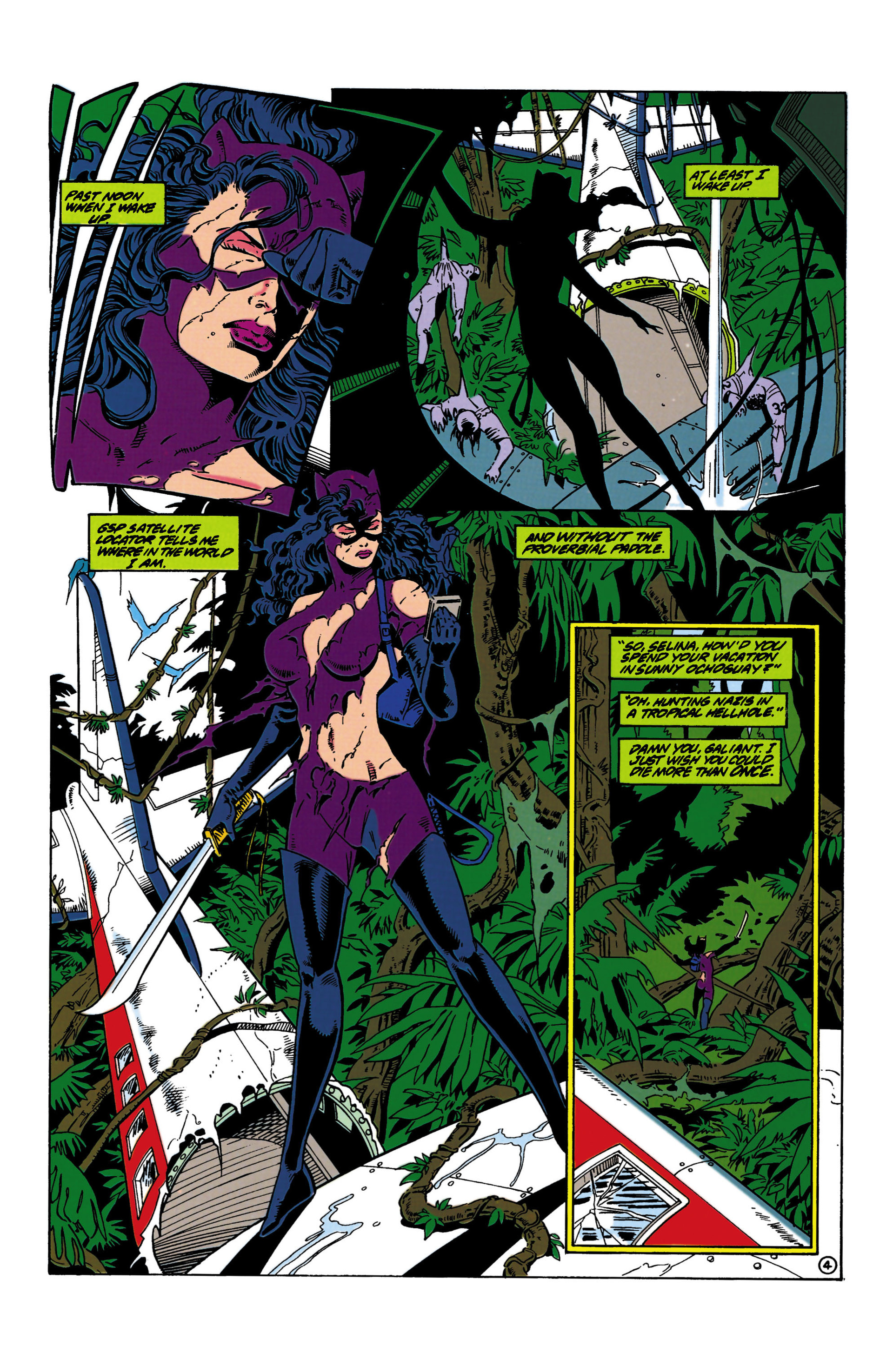 Catwoman (1993) Issue #19 #24 - English 4