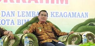 Wakil Walikota Silaturrahim dengan Tokoh Lintas Agama dan Lembaga Keagamaan