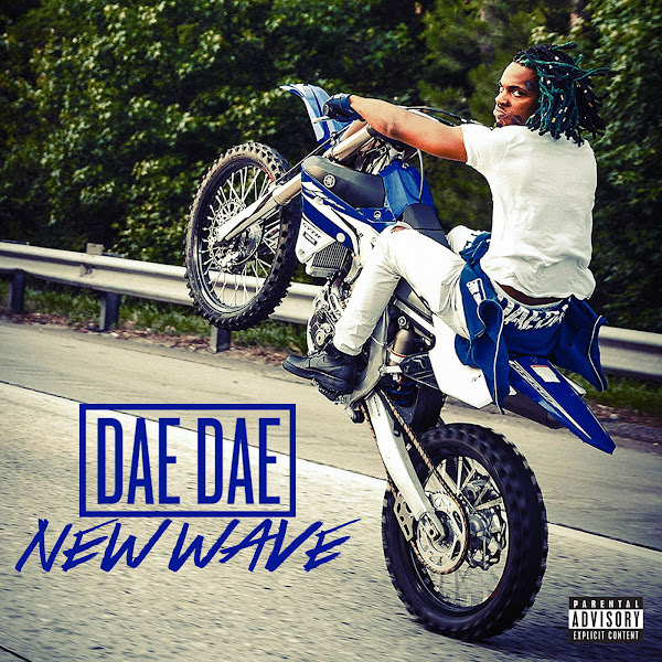 Dae Dae - New Wave - Single Cover