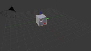 Belajar Blender bagi pemula, Perspective