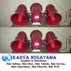 Jual Sirine Q-light SRN Type WM AC 220 V Termurah di Jakarta