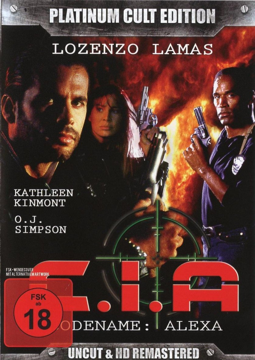 CIA Code Name Alexa 1992 Hindi Dual Audio 720p BRRip 850mb Hollywood movie CIA Code Name Alexa hindi dubbed dual audio 720p brrip free download or watch online at https://world4ufree.ws