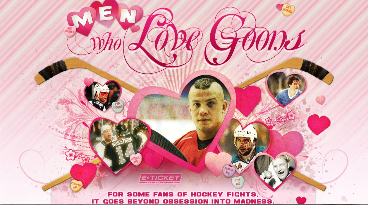 Men Who Love Goons