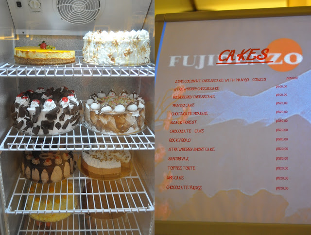Cake With Fruit Toppings Philippines