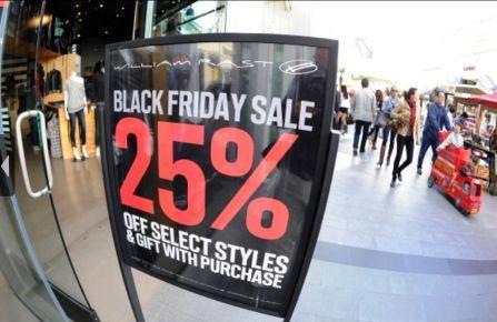 564230dcfd59f Depois de uma farta ceia com a família, com direito a muitos brindes, os  americanos aproveitaram o feriado da Black Friday –o dia das grandes  promoções do ...