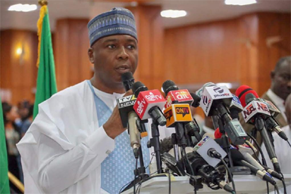 Saraki is not stepping down for anyone – Aide