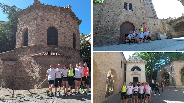 Corsa nella storia Ravenna