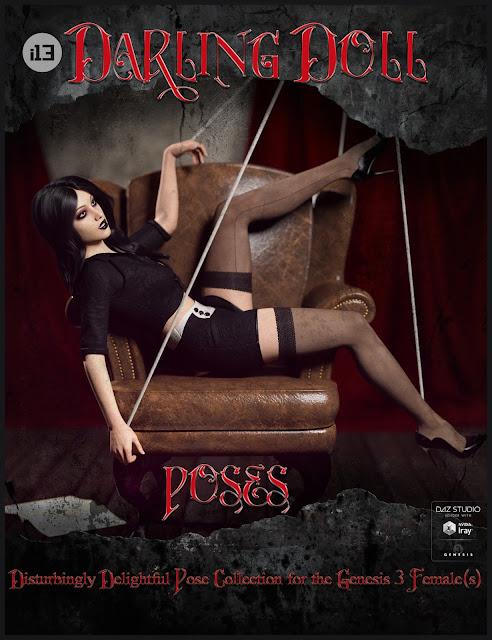 i13 Darling Doll Poses