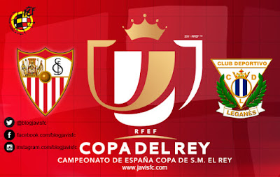 Previa Sevilla FC - Leganés