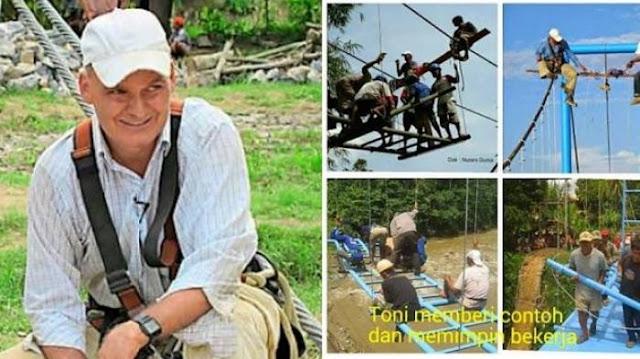Bukan Orang Indonesia, Tapi 'Permak' Indonesia? Lalu Bagaimana Jokowi?