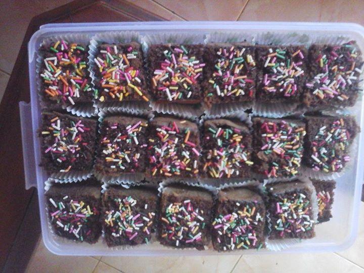 Resep Cara Membuat Brownies Irit Bahan Untuk Jualan