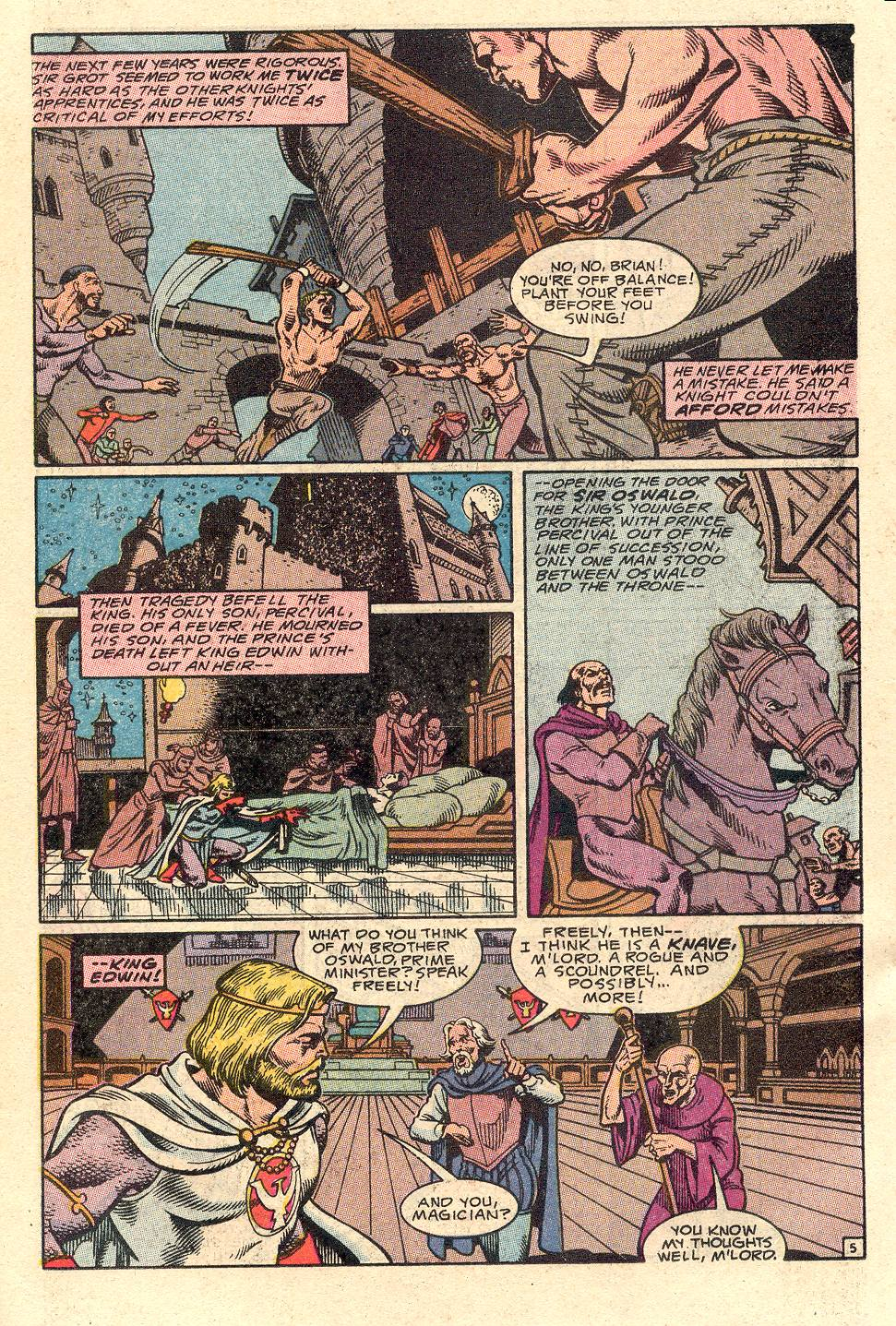 Read online Secret Origins (1986) comic -  Issue #49 - 27
