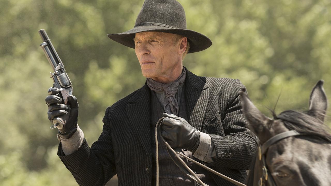 Westworld. Ed Harris.