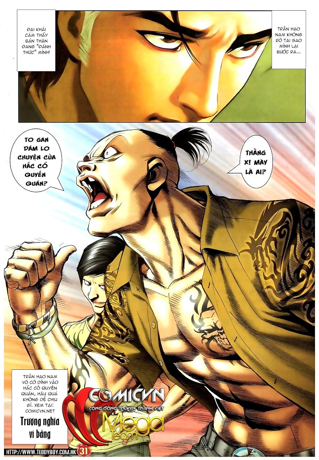 Người Trong Giang Hồ - Chapter 1393: Hạo Nam gây họa - Pic 30