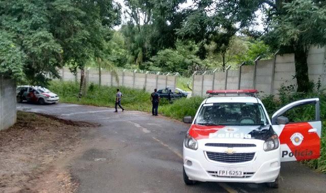 POLÍCIA MILITAR DE IGUAPE PRENDE HOMEM QUE INVADIU CASA E ESGANOU A VÍTIMA PARA ROUBAR CELULAR