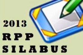 Contoh RPP Kurikulum 2013 SD/MI