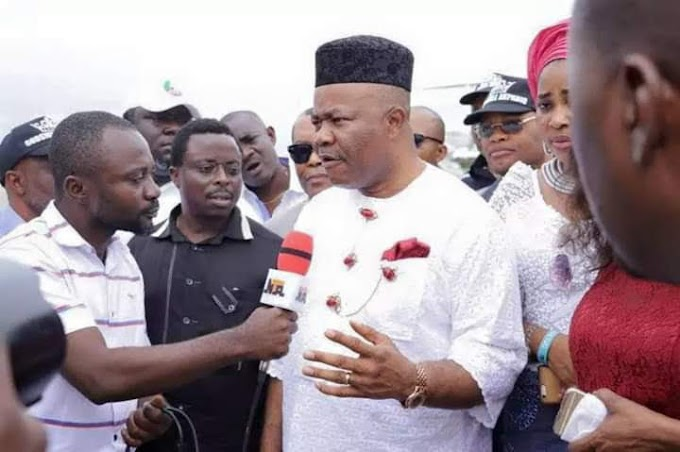NDDC CONTRACT: Akpabio Finally Mention Names Of Senators, Reps, Others ( Full Lists)