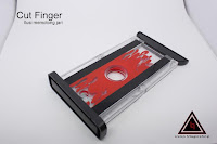 Jual alat sulap Cut finger