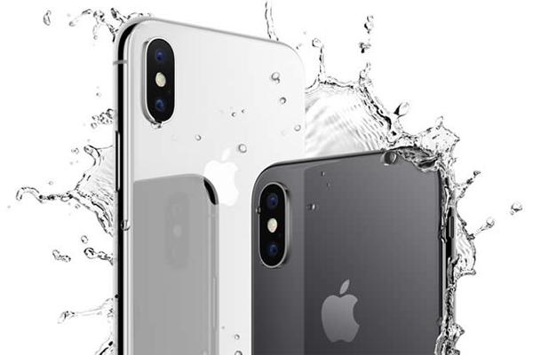 thay camera trước iPhone X