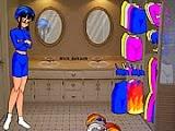 لعبة تلبيس شيشي زوجة غوغو chichi dress up